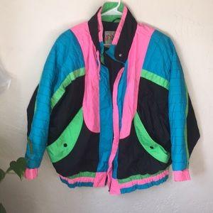 Vintage jacket 80s 90s